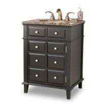 Small vanity from the Foundry