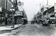 63rd and South Union, 1921, Chicago.
