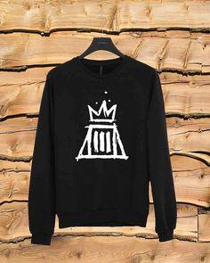 monumentour Paramore sweater Sweatshirt Crewneck Men by yobaan98