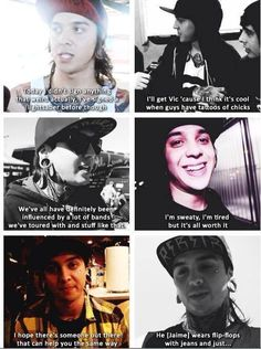 Tony Perry you cute little weirdo