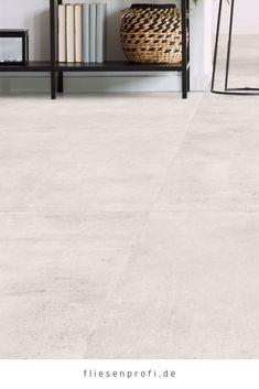 "Fliese Betonoptik weiß von Marazzi ""Patch white"" ab EUR/m² - New Ideas Home Decor Bedroom, Flooring, Tile Floor, Classy Living Room, Tile Design, Garden Furniture, Home Decor, Home Furnishings, Flooring Inspiration"