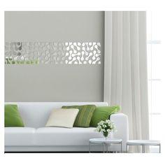Nalepovacie dekoračné zrkadlá na stenu Home Decor, Decoration Home, Room Decor, Home Interior Design, Home Decoration, Interior Design