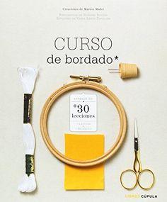 Curso De Bordado (Hobbies)http://bit.ly/curso-de-bordado #curso #course #bordado #embroidery