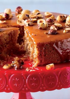 Cake, Desserts, Food, Hazelnut Cake, Cake Receipe, Simple Cakes, Recipes, Ideas, Tailgate Desserts