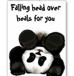 Panda Valentine's Card | Community Post: 15 Pieces Of Panda Swag You Need To Get Immediately