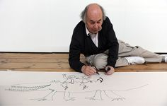 Quentin Blake - Roald Dahl's Illustrator