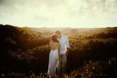Romantic engagement shoots idea | This is amazing! Head over to Paper Cranes Productions where you can see more of their unique works http://www.bridestory.com.sg/paper-cranes-productions/projects/shane-alexandras-pre-wedding-cinematic-portraiture-we-met-and-bam