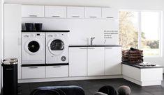 Laundry Room, Laundry Space, Laundry Decor, Laundry Design Ideas, Washing Machine, Makeover
