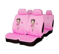 betty boop car accessories | BETTY BOOP SEAT COVER