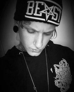 "@ryan_wreckless reppin our ""BEAST"" Beanie available at www.crmc-clothing.co.uk | WE SHIP WORLDWIDE #apparel #streetwear #streetfashion #alternativeguy #fashionista #fashionstatement #fashionofinstagram #alternativeteen #alternativegirl #alternativeboy #fashiongram #instafashion #fashionaddict #menwithtattoos #tattoooedmen #guyswithtattoos #tattoos #picoftheday #dailyfashion #instagrunge #instagood #alternative #instastyle #stylegram #fashionoftheday #dailyfashion"