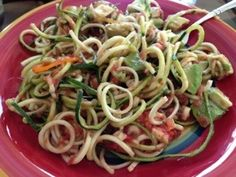 Yummy good raw pasta! #fruitarian #rawvegan