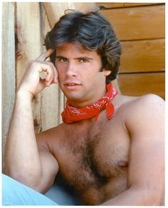 Lorenzo Lamas-One of the main reasons for watching Falcon Crest Lorenzo Lamas, Falcon Crest, Laura Palmer, Pretty Hurts, Hairy Chest, Hairy Men, Celebs, Celebrities, Gorgeous Men