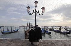 Venise : les plus belles photos du Carnaval |  Yahoo Actualités France