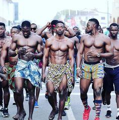 Culture & Art Festival Chalewote in Accra, Ghana
