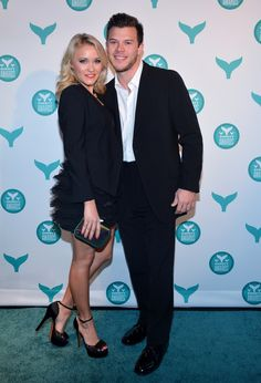 Emily Osment and Jimmy Tatro attend the 2015 Shorty Awards at TheTimesCenter on April 20, 2015 in New York City
