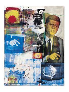 Robert Rauschenberg-Untitled-1971 Poster