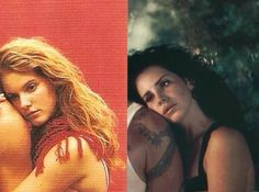 *Then & Now* Lana Del Rey #LDR