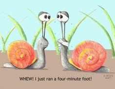 4-Minute Foot