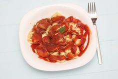 Easy Vegan Tortellini - #motivation monday
