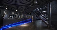 Alienware theme store and internet café by Gramco, Kunming – China » Retail Design Blog
