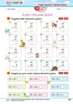 School Worksheets, Math Resources, Mathematics, Preschool, Student, Books, Ideas, Math Lessons, Math Activities