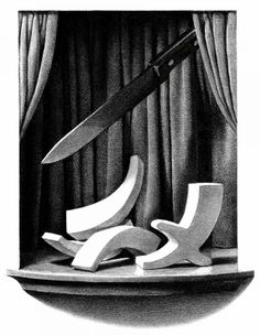 THE Q WAS NEATLY QUARTERED BY CHRIS VAN ALLSBURG