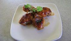 Pilons de poulet à l'érable - Recettes du Québec Tandoori Chicken, Gluten Free Recipes, Free Food, Main Dishes, Chicken Recipes, Recipies, Turkey, Menu, Cooking