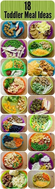 18 healthy and quick to prepare toddler meak ideas