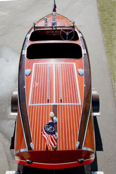 1940's Chris Craft......one day.
