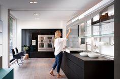 Valcucine New Logica System #valcucine  #valcucineuk #italiankicthen #design #kitchen #kitchendesign #interiors #newlogica