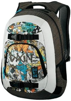 Dakine 17 Inch Laptop Backpack | Crazy Backpacks