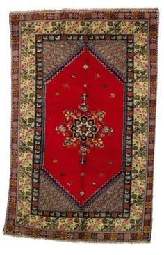 A MOROCCAN CARPET Types Of Rugs, Moroccan, Bohemian Rug, Auction, Carpet, Collection, Carpets, Rug