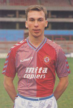 David Platt Aston Villa 1987/88