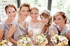 White Mischief bride wears Augusta Jones Ali dress