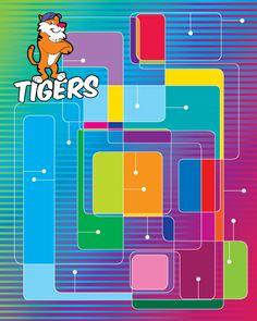 Another cool Tigers school folder School Folders, Community Organizing, I School, Tigers, Health Care, Organization, Education, Cool Stuff, Getting Organized