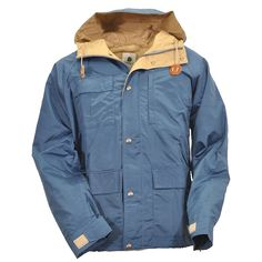 SIERRA DESIGNS Short Parka Parka, Raincoat, Mens Fashion, Patagonia, Jackets, Mountain, Outdoors, History, Live