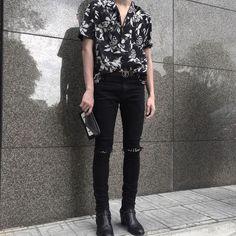 Moda Masculina 2019 Formal Ideas is part of Hipster mens fashion - Korean Fashion Men, Fashion Mode, Sport Fashion, Fashion Styles, Fashion Fashion, Korean Men Style, Fashion For Men, Street Fashion Men, Retro Fashion Mens