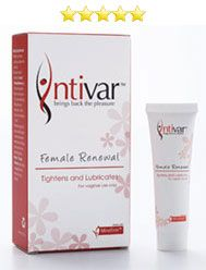 Intivar is a premium quality, natural vagina tightening product which women around the world swear by to get results. As of April 2013 this is our top rated, best selling vaginal tightener!  Read the full review of Intivar: http://tighteningthevagina.com/vagina-tightening-cream-intivar-review