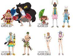 One Piece Film Gold - One Piece tumblr