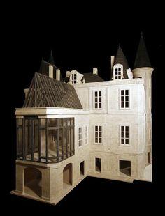 Chateau Des Songes - amazing doll house!!