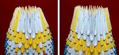 21 3D Origami Matryoshka