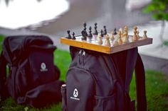 CKIE Product of the week – Bago Bago Backpack Chair | Yanko Design