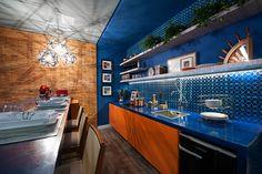 Busca imágenes de diseños de Cocinas estilo moderno de Cristiane Locatelli Arquitetos & Associados. Encuentra las mejores fotos para inspirarte y crear el hogar de tus sueños.
