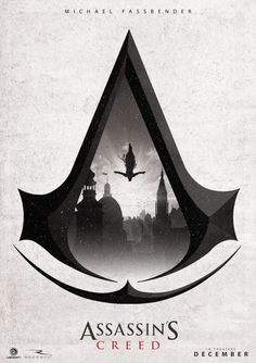 Assassin's Creed Movie Poster - Ben Harman.