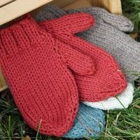 581 Last Minute Mittens (Free) at Webs