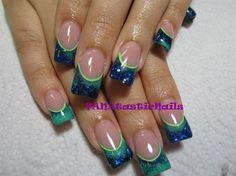 NAILS A LA DOMINICANA by fANAtasticNails - Nail Art Gallery nailartgallery.nailsmag.com by Nails Magazine www.nailsmag.com #nailart