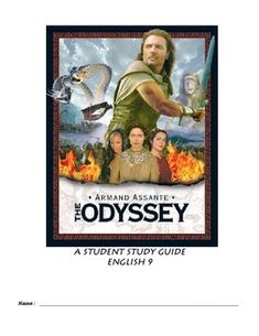 the different themes portrayed in the odyssey a poem by homer Homer characterizes the women in his poem as the real the portrayal of women in homer's odyssey in the the plot and overall theme of the odyssey.