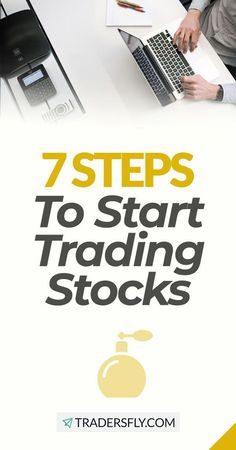 Stock Trading Tips - Follow these 7 steps to start trading stock and earn money! Stock Market Investing, Investing In Stocks, Make More Money, Earn Money, Stock Market Basics, Dividend Stocks, Stock Charts, Knowledge And Wisdom, Educational Videos