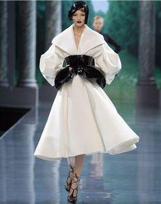 Dior haute couture.