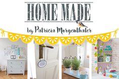 Homemade by Patricia – DIY-, Lifestyle-, Wohn- und Kreativ-Blog mit vielen tollen Anleitungen, Rezepten und Dekoideen rund ums Schöner Leben!